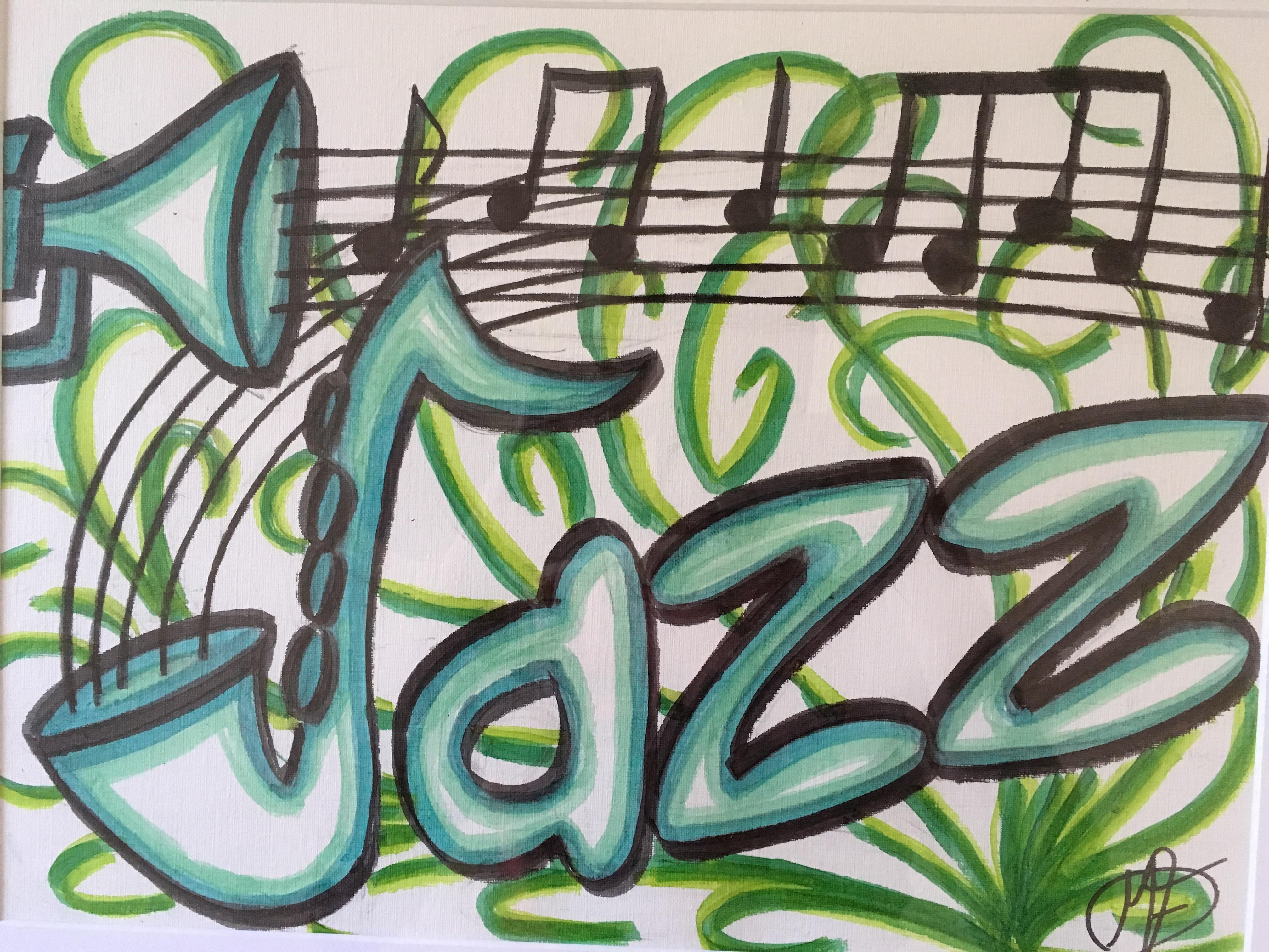 Jazz / Projet P03 - Les dessins - Mister Fanjo