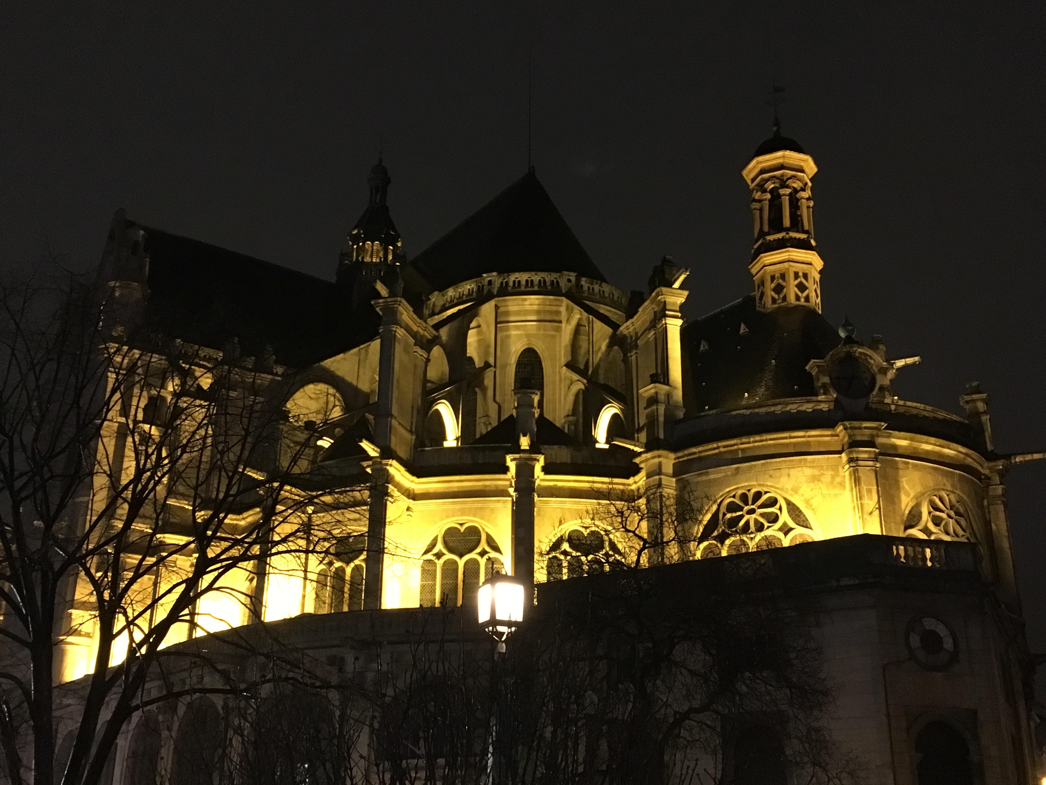 église saint Eustache