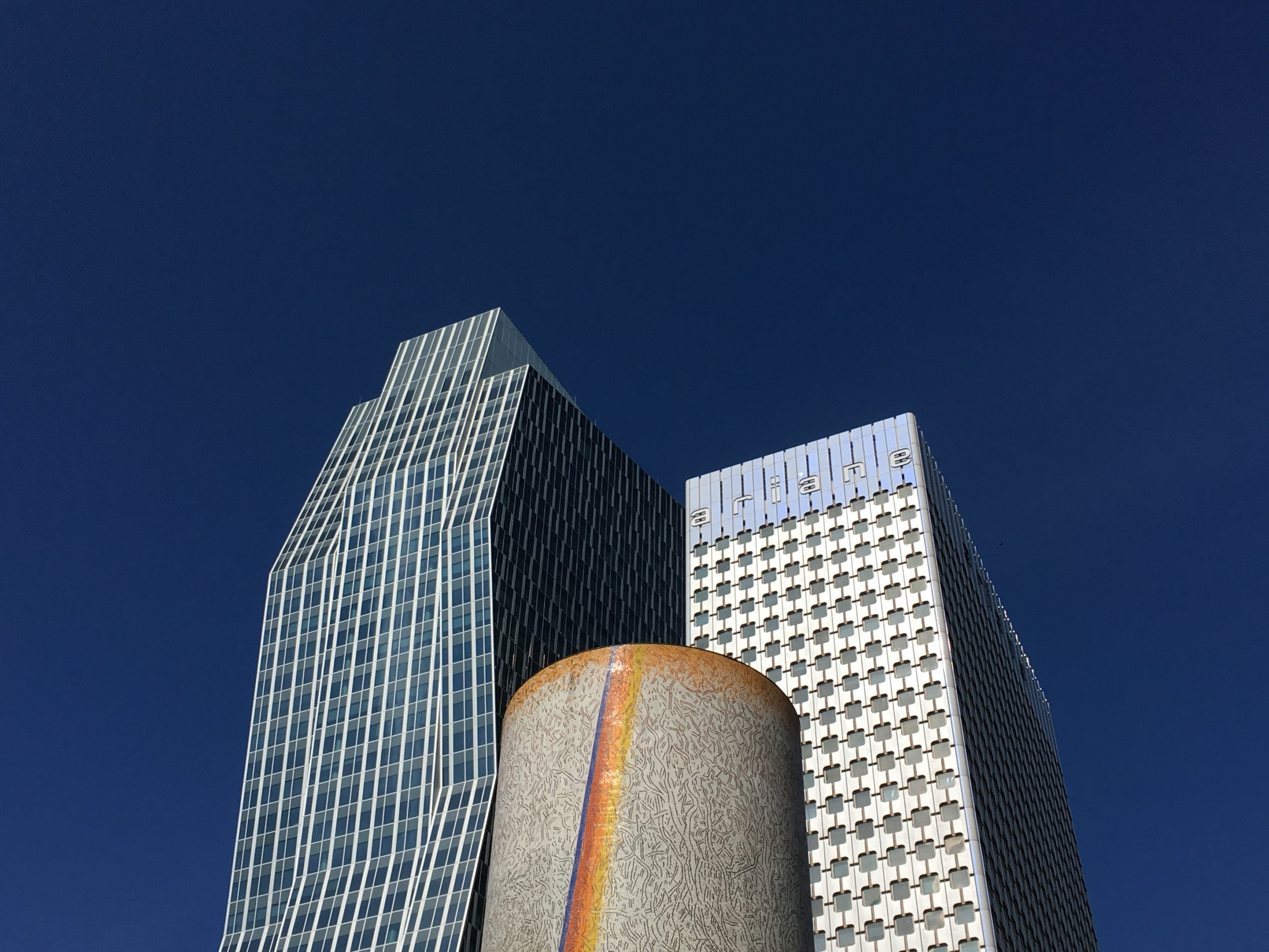 Buildings, la Défense