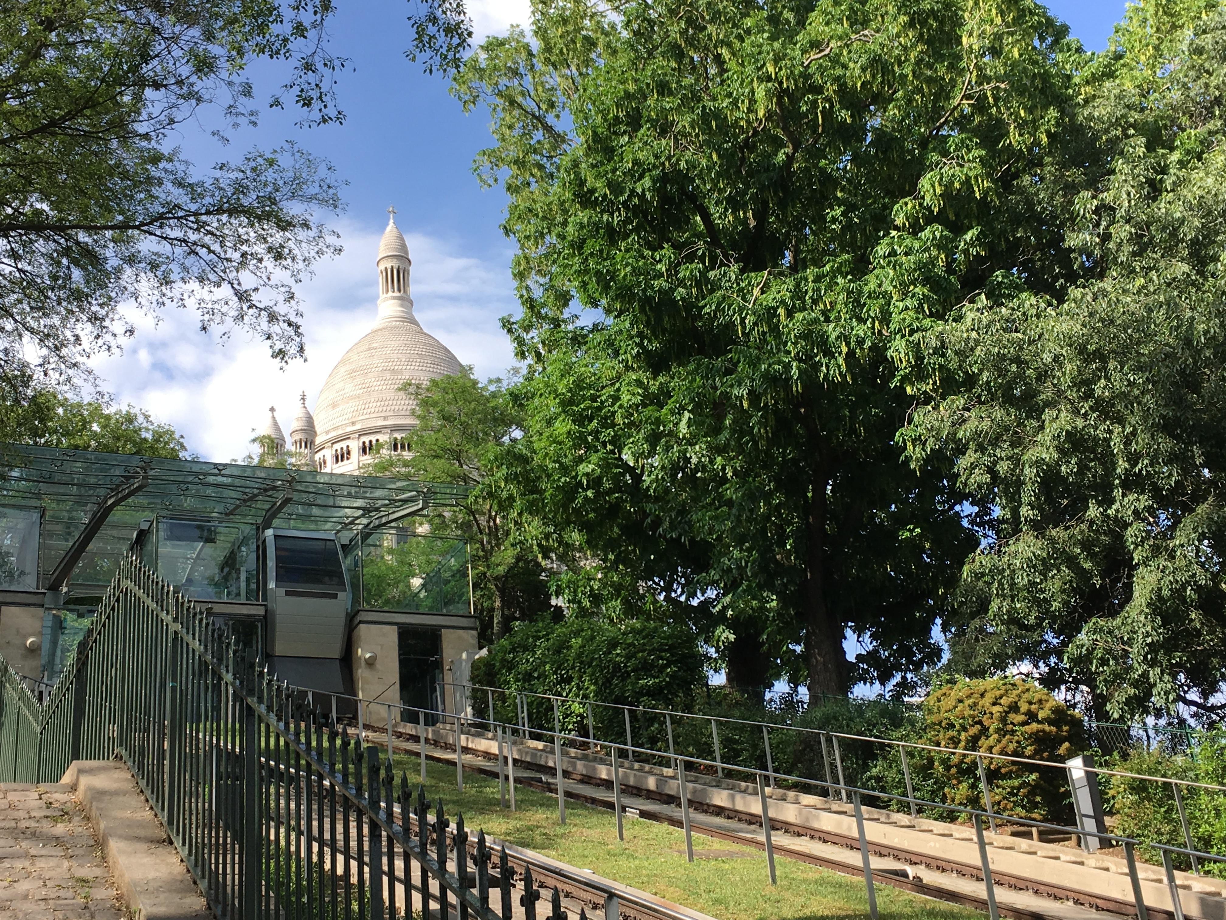 Funiculaire de Montmartre (Paris)