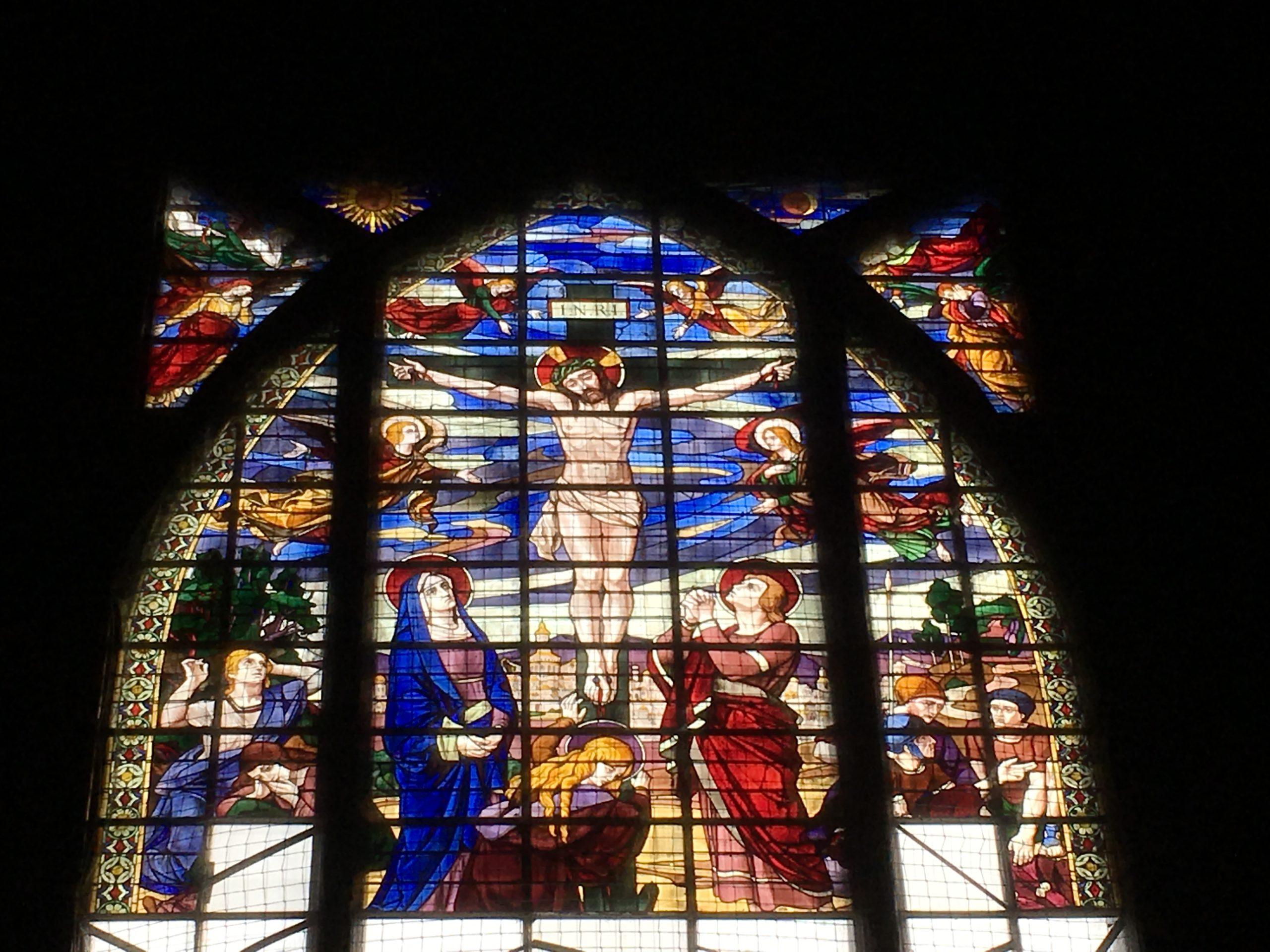 Vitraux de Église Saint-Jean de Montmartre, Paris